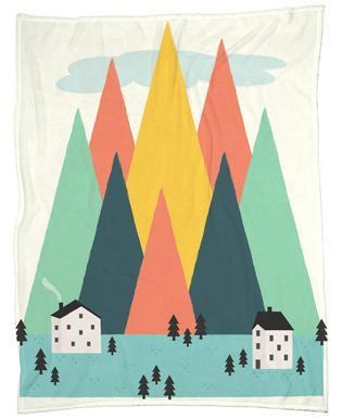 The High Mountains Plaid