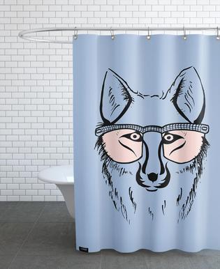 Fox Rideau de douche