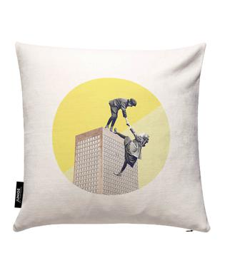 Let's Do Stupid Shit Together Cushion Cover