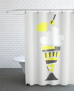 Lazy Sundae Shower Curtain
