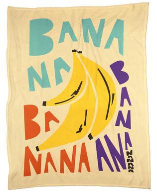 Bana Banana plaid
