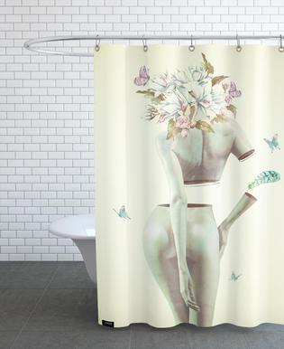 In Control Shower Curtain