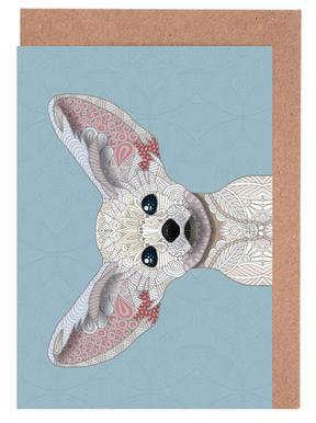 Fennec Fox Greeting Card Set