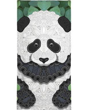 Panda Bear Serviette de bain