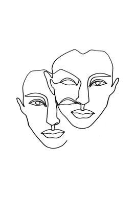 Notion -Acrylglasbild