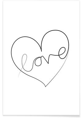 Love Lines Affiche