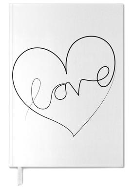 Love Lines Personal Planner