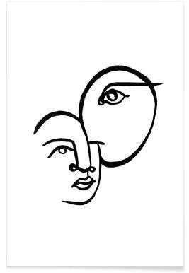 Faces 3 Affiche