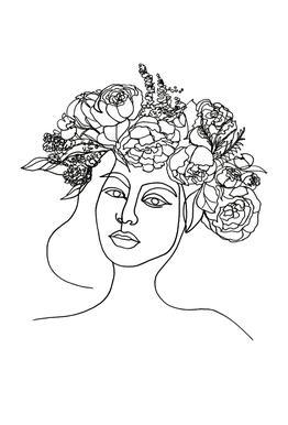 Layla Acrylglasbild