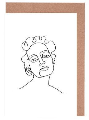 Maude Grußkartenset