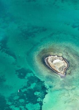 Shark Bay 7 toile