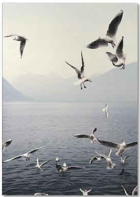 Seagulls notitieblok