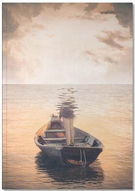Glas Sea Notitieboekje