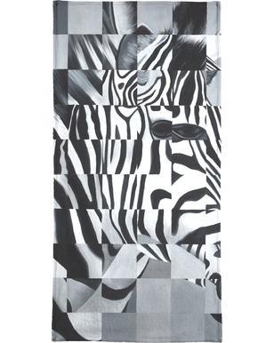 Zebra Handtuch