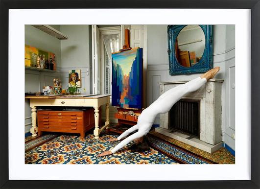 Buy Framed Yoga Prints and Art Online | JUNIQE UK