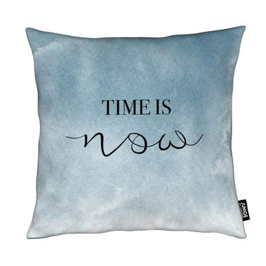 Time Is Now Cushion