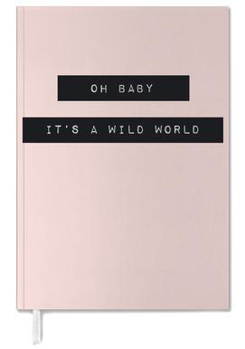 Wild World Personal Planner