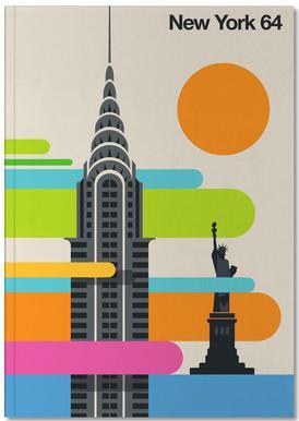 New York 64 Notebook
