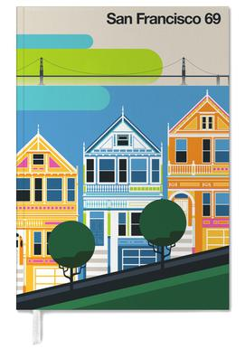 San Francisco 69 Personal Planner