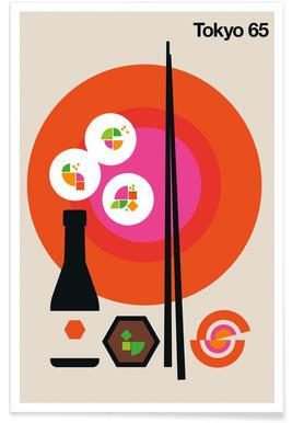 Tokyo 65 Poster