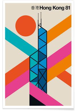 Hong Kong 81 Poster