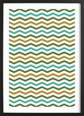 Angel Waves Framed Print