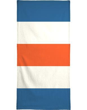 Menton -Handtuch