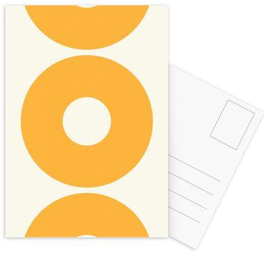 Hot Sun -Postkartenset