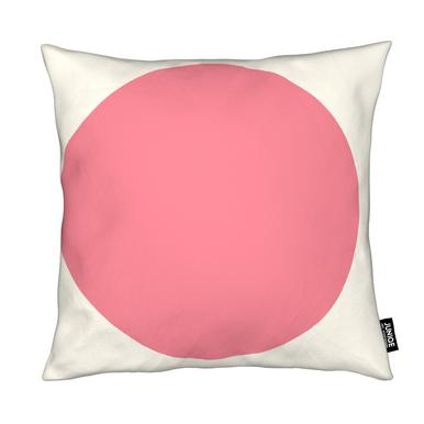 Pink Moon Cushion