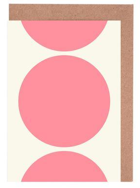 Pink Moon Greeting Card Set