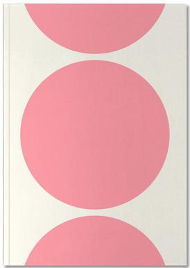 Pink Moon Carnet de note