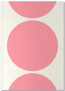 Pink Moon Notizbuch