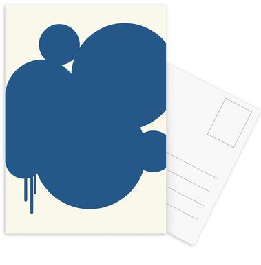Heavy Rain Set de cartes postales