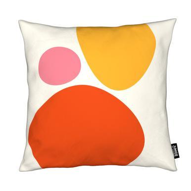 Hot Stones Cushion