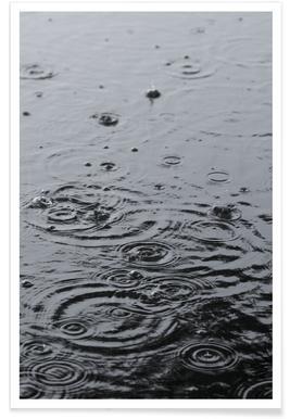 Summer Rain Affiche