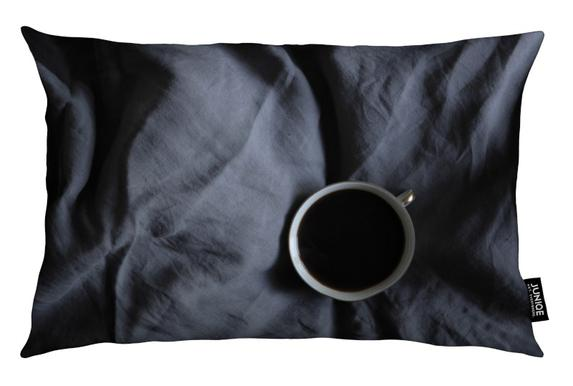 Coffee Time In Bed- Me & You Cushion