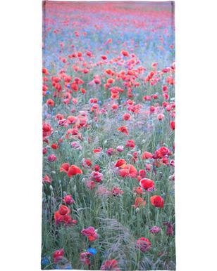 Poppy Seed Heaven  Serviette de plage