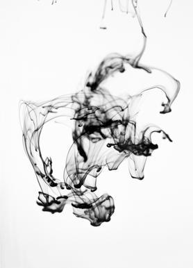 Smooth Movement canvas doek