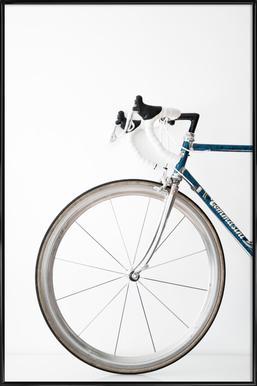 Ride my Bike Framed Poster