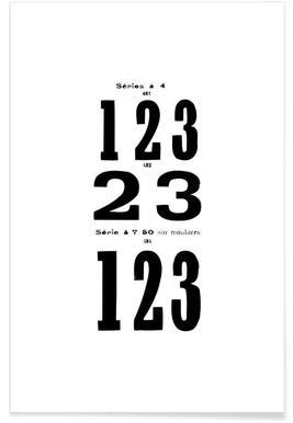 123 poster