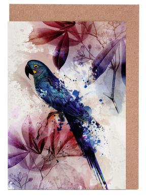 Botanic 2 Set de cartes de vœux