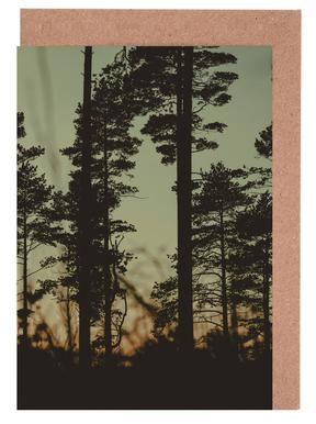 The Forest I Greeting Card Set