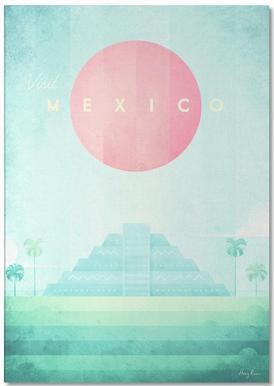 Mexico Notepad