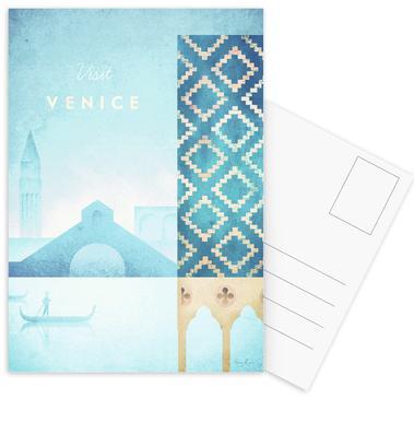 Venice Postcard Set