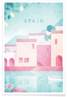 Spain Poster