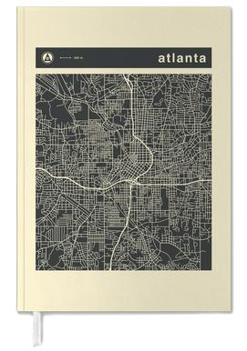City City Maps Series 3s Series 3 - Atlanta -Terminplaner