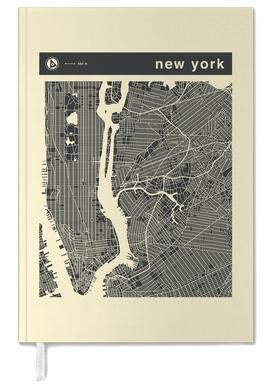City City Maps Series 3s Series 3 - New York -Terminplaner