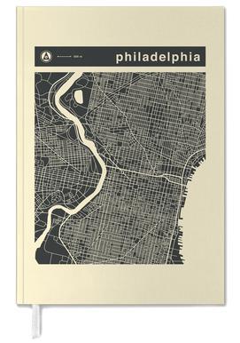 City Maps Series 3 Series 3 - Philadelphia -Terminplaner