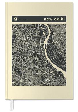City Maps Series 3 Series 3 - New Delhi -Terminplaner