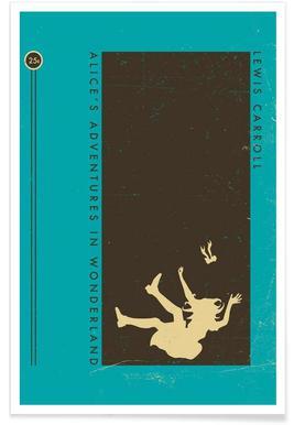 Alice Book Cover Poster
